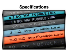 Fusible Link Wire Specifications