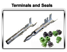 Weather Pack Terminals and Seals