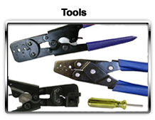 Weather Pack crimping and removal tools