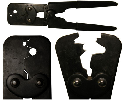 T-19 Two-Cavity Metri-Pack Crimper. (12071687 equivalent)