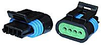 Metri-Pack 150.2 Series Pull-to-Seat 4-Way Connector (12162188)